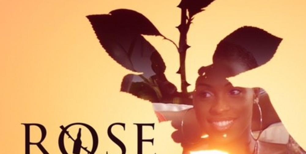 Affiche Rose