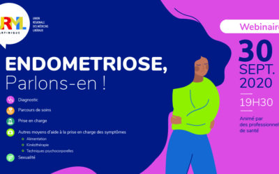 Endométriose : parlons-en !