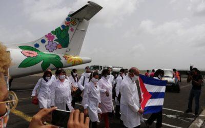 Questionnements autour de la présence des médecins cubains en Martinique