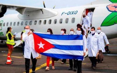Le mystère des médecins cubains