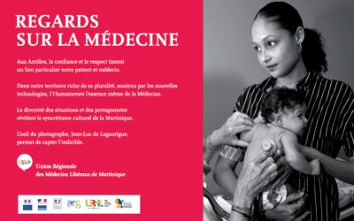 «Regards sur la Médecine» : Exposition au Ministère des Outre-Mer
