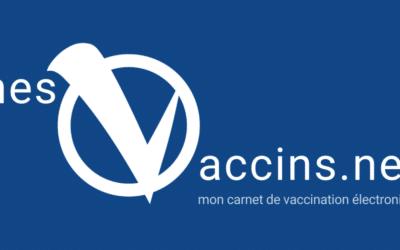 Carnet de vaccination électronique : Accès offert par l'URML Martinique