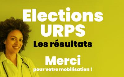 Résultats des élections URPS Médecins 2021 en Martinique