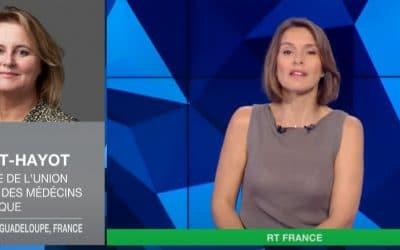 Intervention du Dr Anne CRIQUET-HAYOT sur RT France