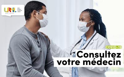 Consultez votre médecin