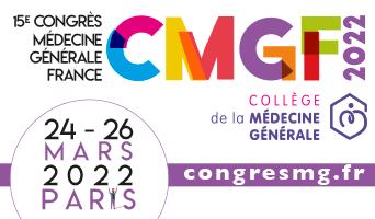 SAVE THE DATE : 15ème Congrès Médecine Générale France